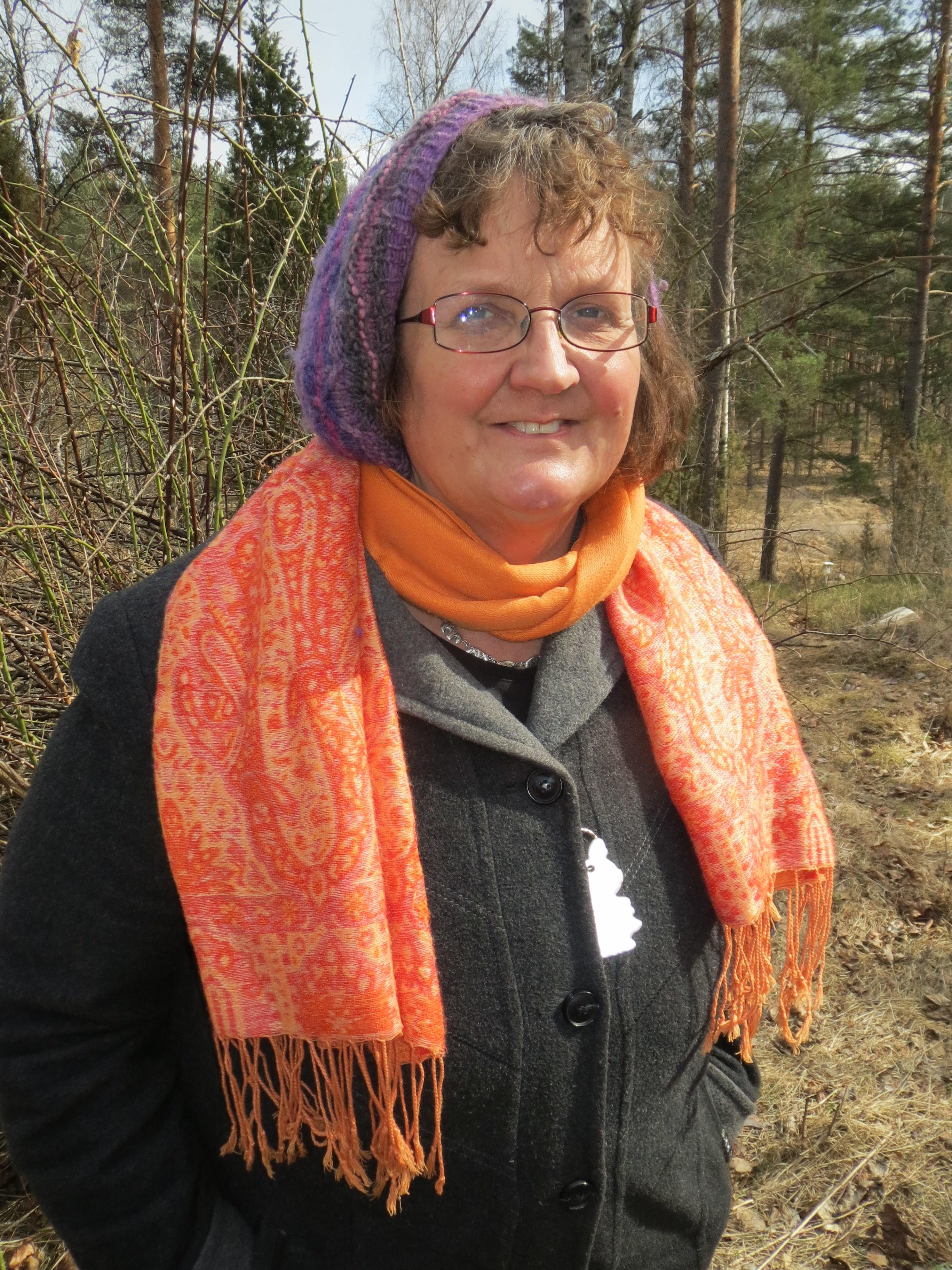 Kirsti Salmi-Niklander